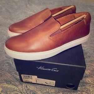Kenneth Cole Shoes Size 10 Kam Snakeskin Sneakers Poshmark